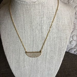 Touchstone Crystal Shine Everyday Necklace